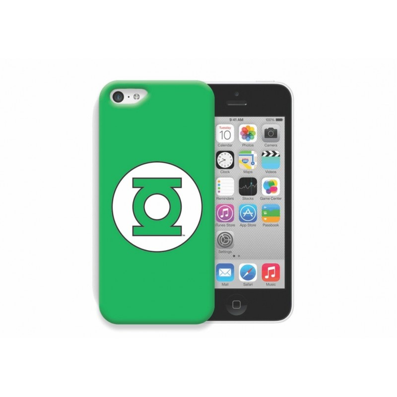 Funda Linterna Verde Iphone 4G/4S