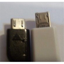 Cable V8/Micro USB blanco