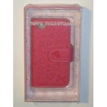 Funda con broche para iPhone 4 / 4S
