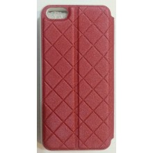 Funda con tapa Iphone 5s/5g cristalitos
