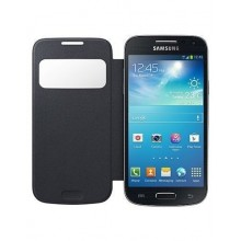 Funda con tapa Samsung S4 mini Original