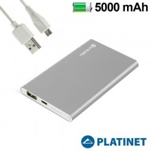 Bateria Externa Micro-usb Power Bank 5000 mAh