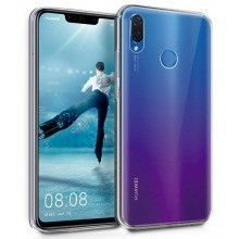 Funda Silicona Huawei P Smart Plus