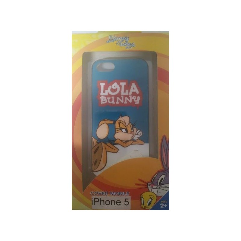 Carcasa Iphone 5 Lola Bunny