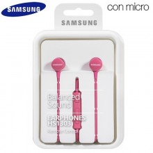 Auriculares 3,5 mm Universal Original Samsung  (Jack 3,5mm) (Con Blister)