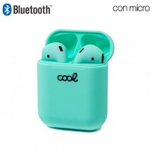 Auriculares Stereo Bluetooth Dual Pod COOL AIR V2