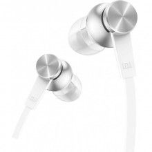Auriculares 3,5 mm Universal Original Xiaomi Jack 3,5 mm Plata (Con Blister)