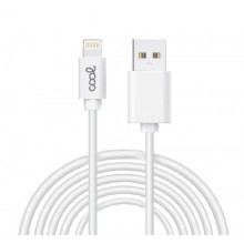 Cable USB Compatible Lightning para iPhone  iPad 3 metros